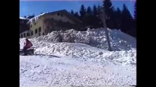 Snowboard Recut