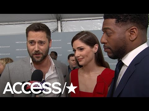 Ryan Eggold, Janet Montgomery & Jocko Sims Dish On 'New Amsterdam' | Access