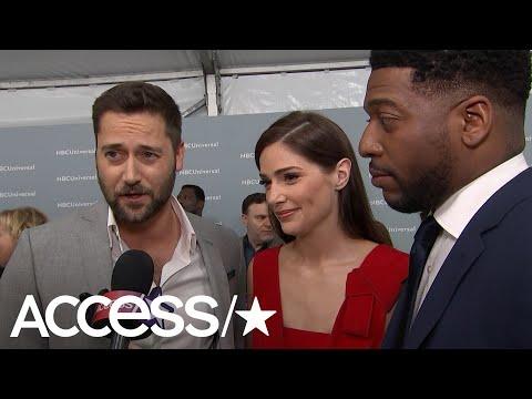 Ryan Eggold, Janet Montgomery & Jocko Sims Dish On 'New Amsterdam'  Access