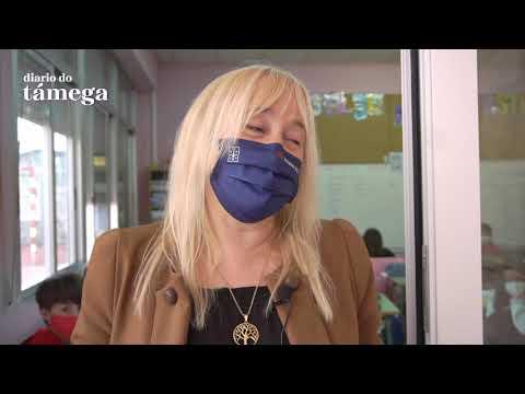 NOTICIAS VERÍN | VÍDEO: Isabel Bugallo, a mestra que quixo crear o seu libro