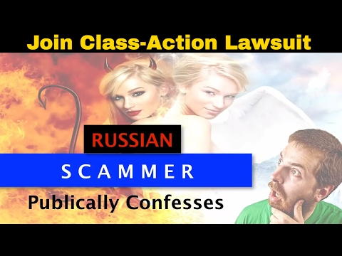 Russian Online Dating Scams Busted (part 1)