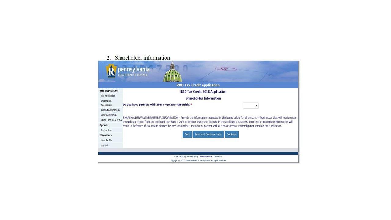 Pa dept of revenue tax payment address