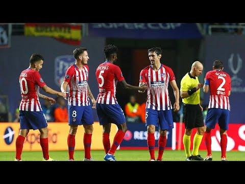 Atletico vence a Supertaça Europeia a um Real sem Cristiano