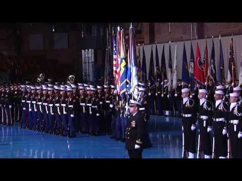 Armed Forces Farewell Tribute to Secretary of Defense Chuck Hagel