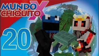 Mundo Chiquito X Ep 20 - Like por la obsidiana