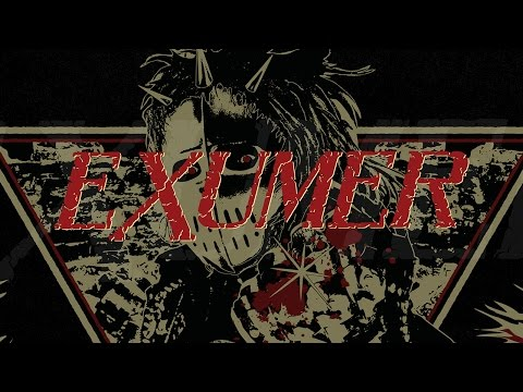 """Exumer """"The Raging Tides"""" (OFFICIAL)"""