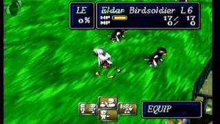Lets Play Shining Force 3 - Battle 10