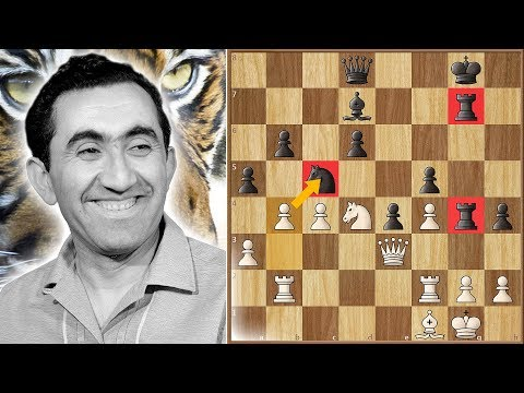 """Crouching Tigran, Hidden Dragon"" || Worthy of a Brilliancy Prize || Keres vs Petrosian"