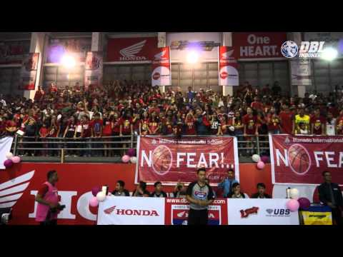 Highlight Final Party Honda DBL 2015 North Sulawesi Series (Manado)