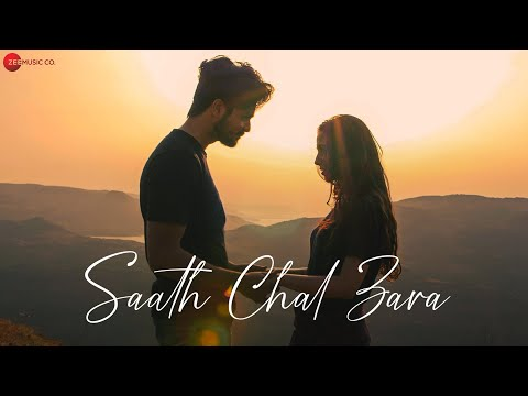 Saath Chal Zara - Official Music Video | Anshuman Rai & Vahini Pandita | Aryan Sharma | Divyam Jain