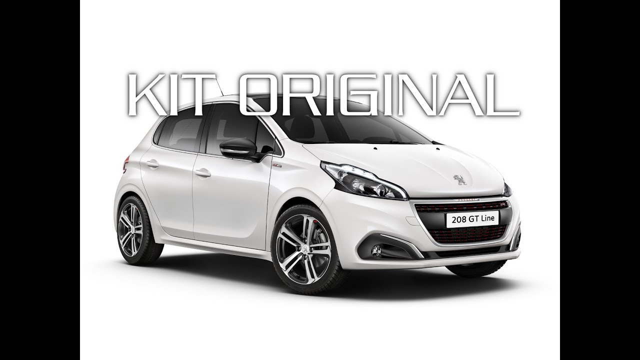 promo code latest discount purchase cheap Barre Green Valley Original - Peugeot 208 - Kit 156.274