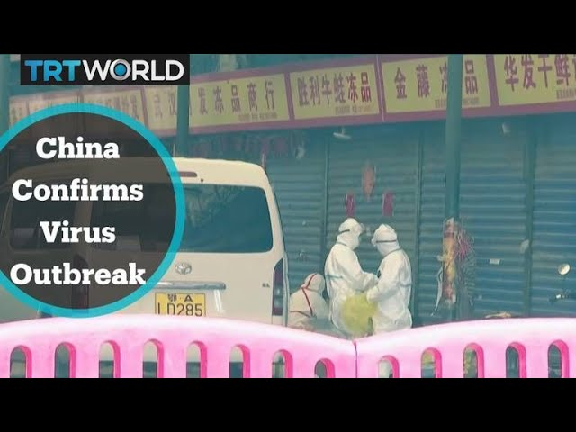 China Virus Outbreak: China confirms human-to-human transmission