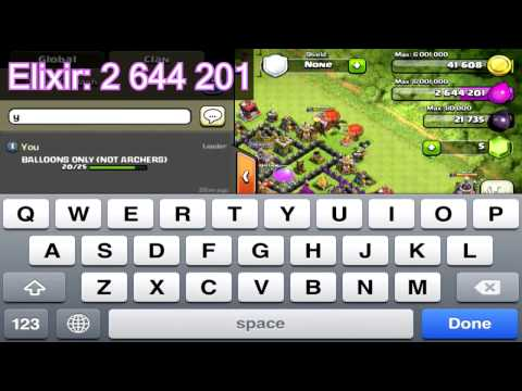 ✅Clash Of Clans: Free DARK Elixir Trick | Laboratory GLITCH/HACK 2018