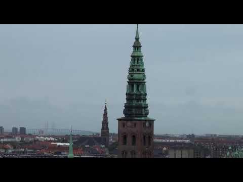 A BAG OF JOURNEYS - Views over Copenhagen, Denmark October 2017