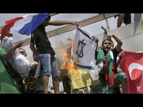 Judaism, Islam, and Secularism Violently Collide in France - with Kellan Howell