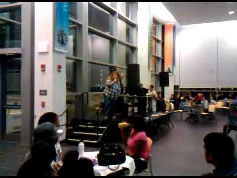 Student Union late night karaoke