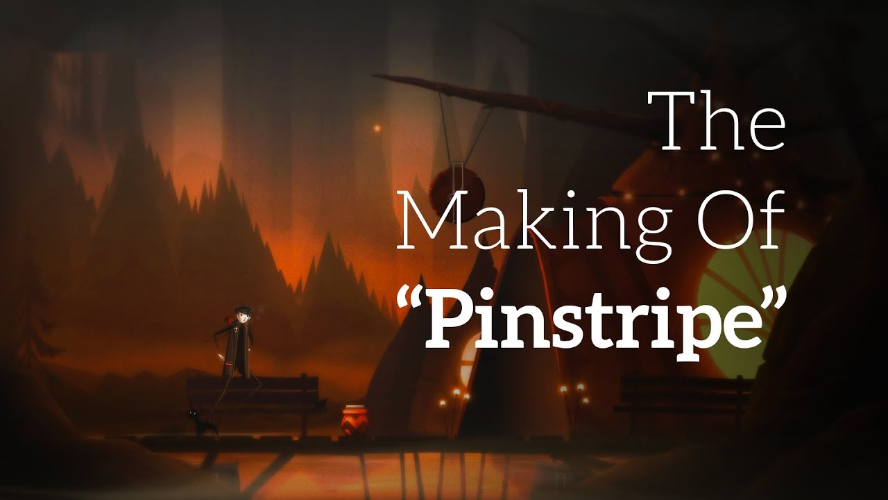 Download The Making Of Pinstripe