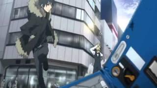 """Durarara!!x2 Shou Opening sub español / """"HEADHUNT"""" by OKAMOTO"""