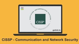CISSP - Communication and Network Security