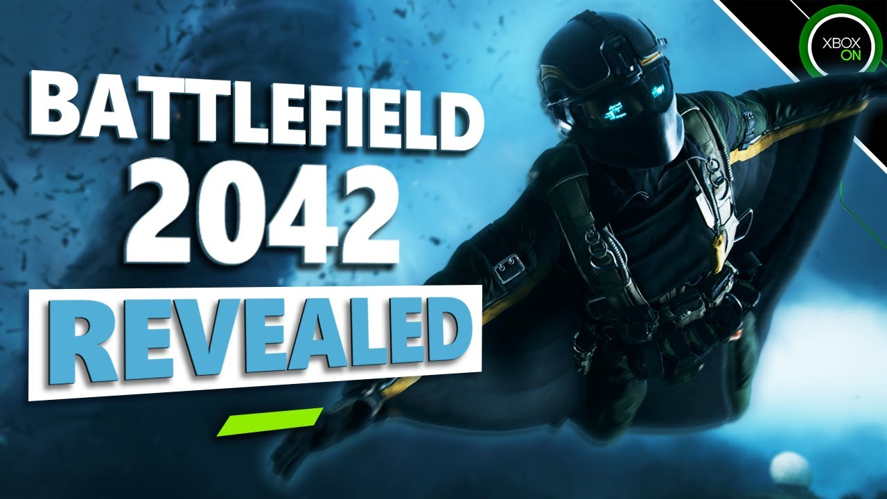 Battlefield 2042 REVEALED | Everything You Need To Know About The New Battlefield Game!