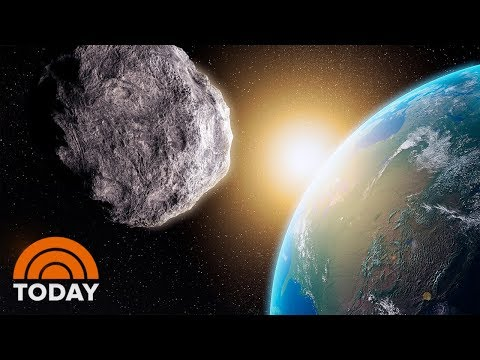Asteroid Buzzes Past Earth, Avoiding Catastrophic Destruction | TODAY