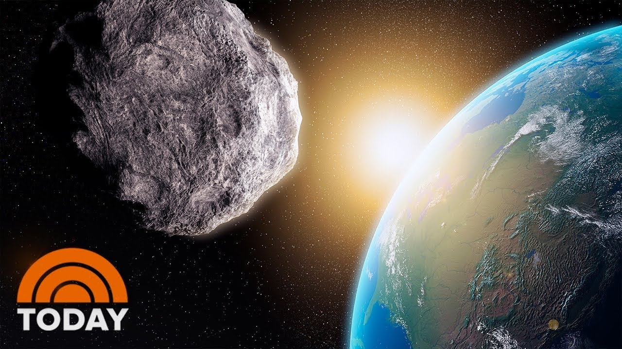 Two Asteroids Could Come Close Enough To Earth This Week To ...