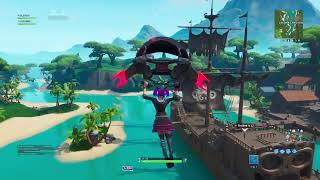 """Space/contest auditions win two Fortnite Battle royale creative skins """"inscribed spare parts"""""""
