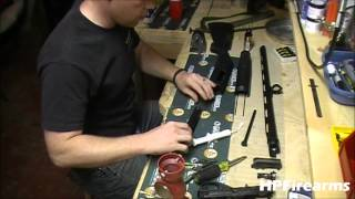 Benelli Nova Disassembly & Cleaning by HPFirearms