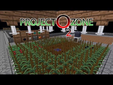 Project Ozone 2 Kappa Mode - GROWING RESOURCES [E27] (Modded Minecraft Sky Block)