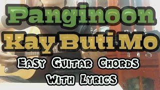 Panginoon Kay Buti Mo by Faithmusic Manila | Easy Guitar Chords With Lyrics | Worship Through Music