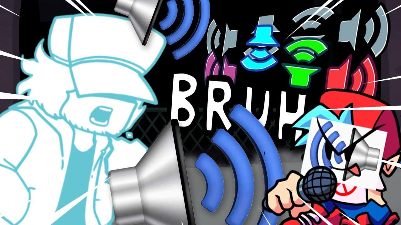 Vs. Bruhcello - Bruhlease (Friday Night Funkin' Vs. Garcello Mod - Release + Bruh Sound Effect #2)