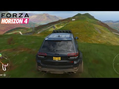 Forza Horizon 4 -Train Yard/Mountains/Highways/DRAG Racing Events/Barn Finds
