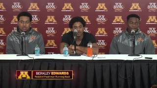 Players Postgame Press Conference: E. Illinois