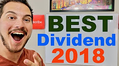 Top 10 Highest Paying Dividend Stocks 2018