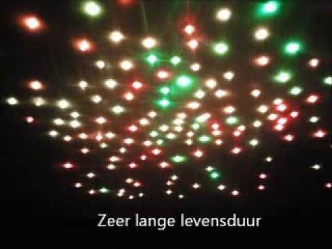 Sterrenhemel van Ledverlichting Soest - YouTube