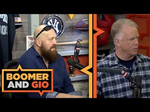 How The Big Show got his start | Boomer and Gio