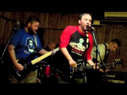 Adios Mafia live at Otto's Shrunken Head 11/30/14