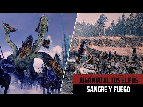 Total War WARHAMMER 2 | Altos Elfos contra el Mundo #2