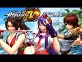 The King of Fighters XIV [PS4] Athena - Yuri - Mai