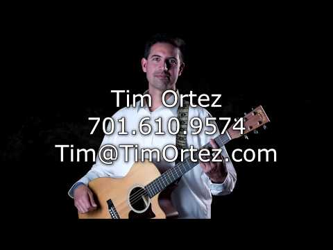 Tim Ortez - Acoustic Demo - Fargo, ND