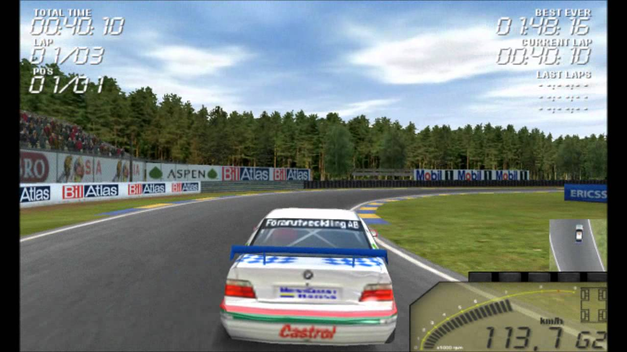Swedish Touring Car Championship 2 (PC)