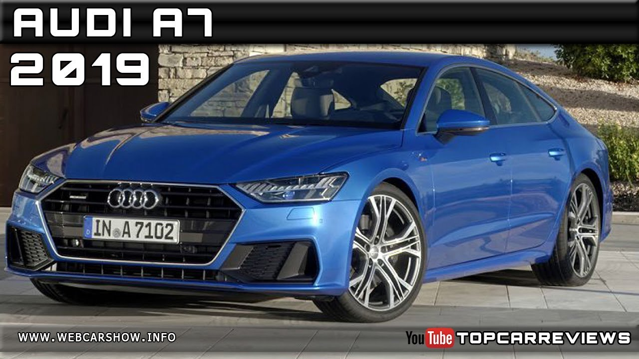2019 Audi A7 Review Rendered Price Specs Release Date Youtube
