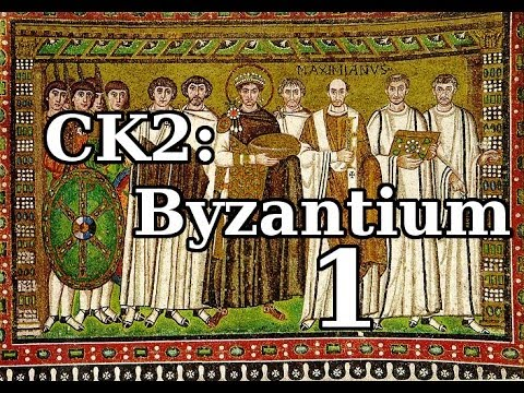 CK2: Byzantium - Episode 1 (Enter Marcus...and Son)