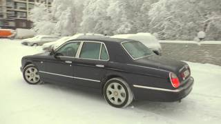 Bentley 400 hp и 19-и летний пацан.
