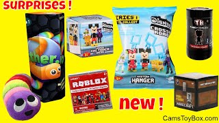 Toys Surprises Roblox Disney Crossy Road SliterIO Minecraft Tube Heroes Opening