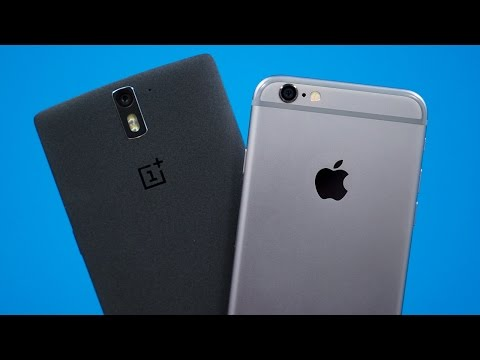 OnePlus 2 Details and iPhone 6s Frame Leak