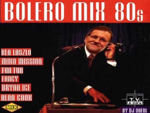Bolero Mix 80s Megamix