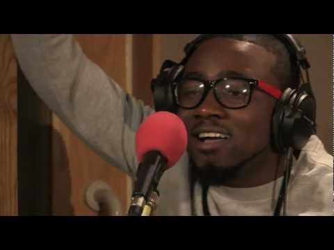 Ice Prince performs Oleku (1Xtra Afrobeats session)