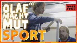 Olaf macht Mut – Die Schubert-Show: Sport