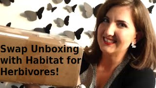 Swap Box with Jennie from Habitat for Herbivores! Thumbnail